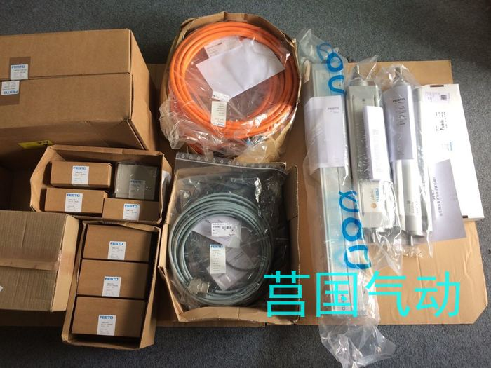 FESTO无杆气缸DGPL-18-200-PPV-A-KF-B,资料