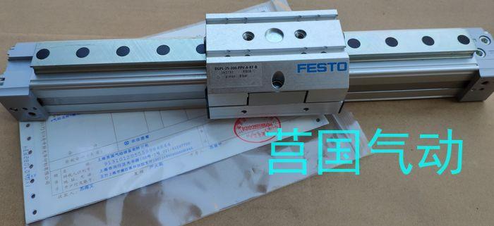 festo无杆气缸DGC-40-1000-KF-YSRW-A-1H-PN,报价